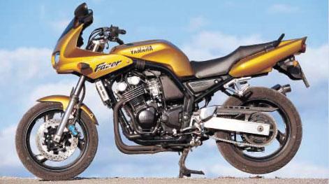 мотор yamaha fzs 600